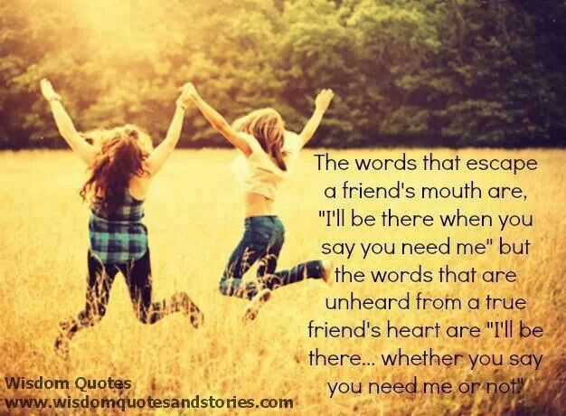 true friendship girls | True friends | Quotes | True ...