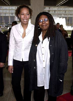 Whoopi Goldberg And Alexandrea Shes Just An Icon Of Mine Because