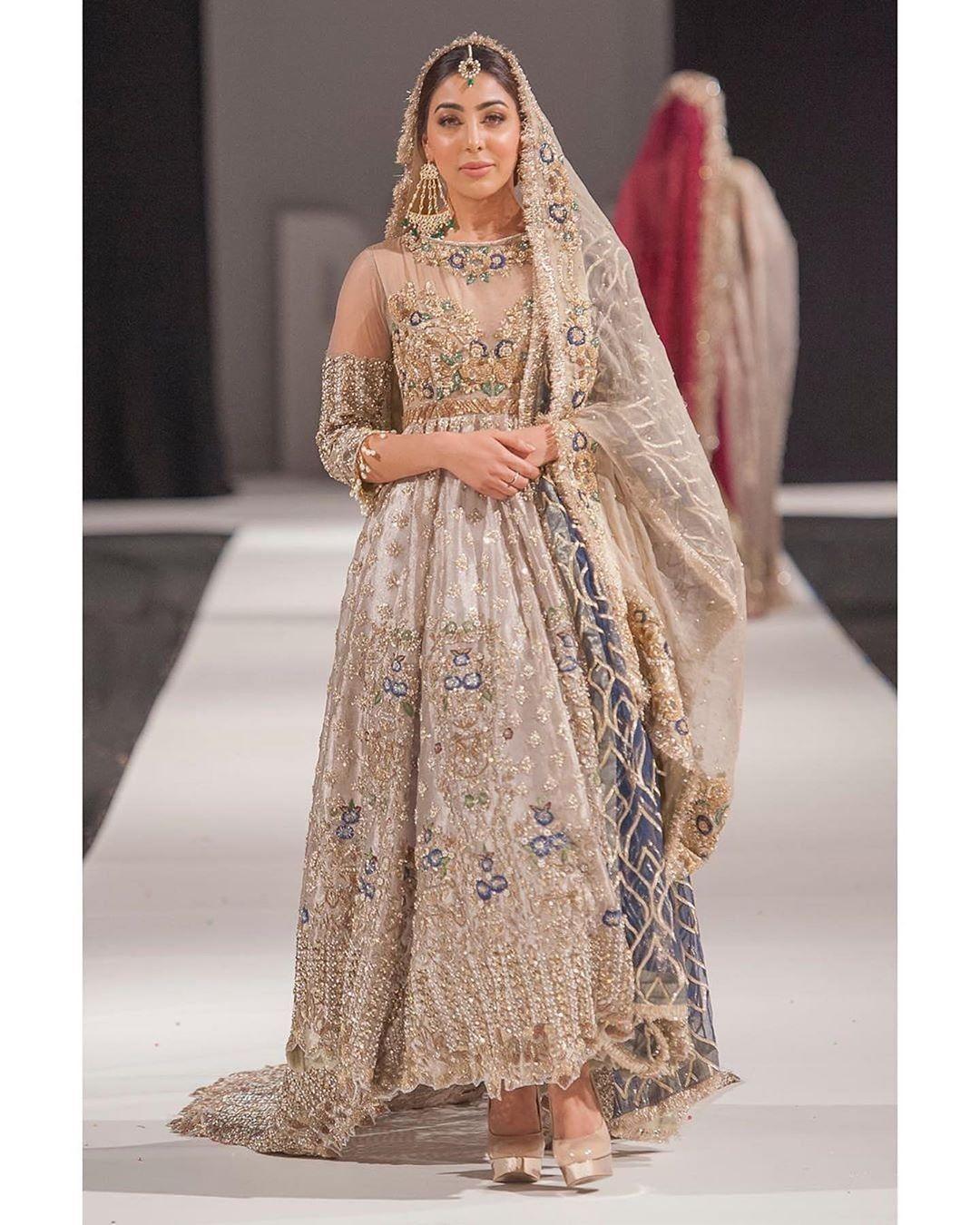 48++ Brown bridal dress pakistani trends