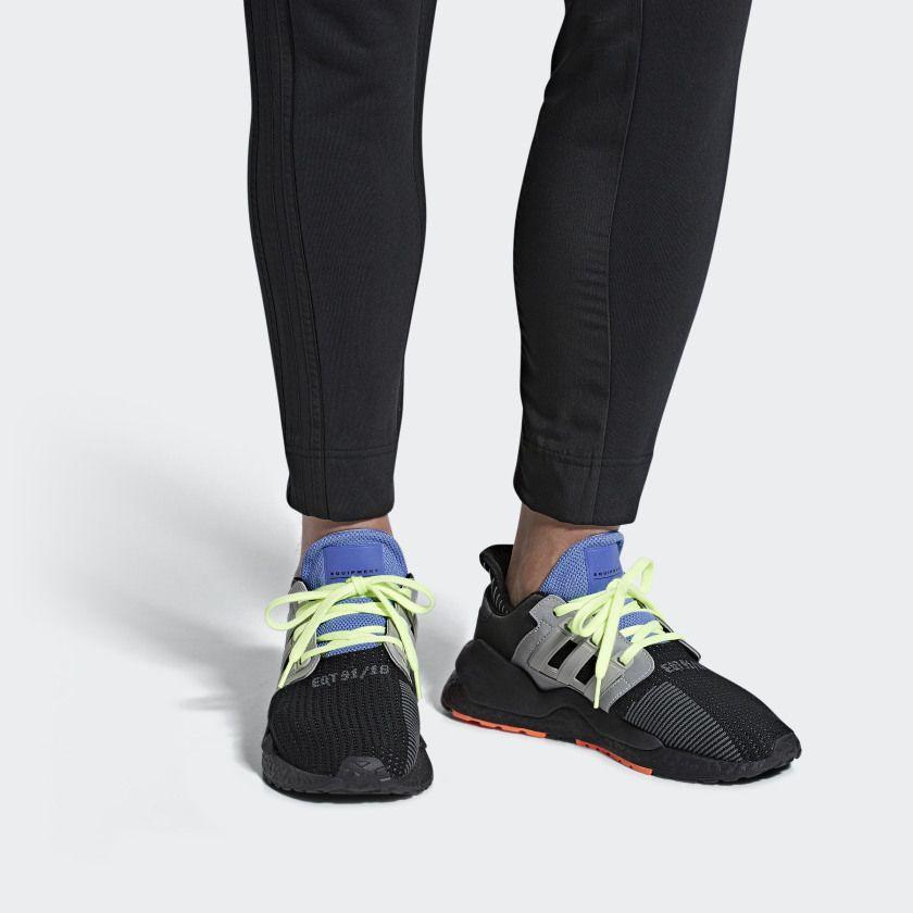 EQT Support 91/18 Shoes Core Black