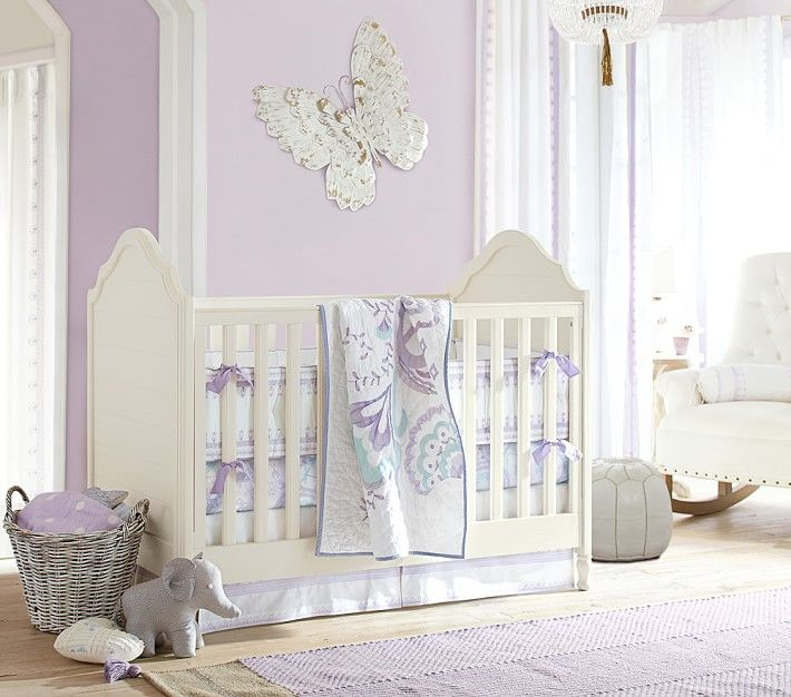 Mallory Butterfly Baby Bedding Set Butterfly Nursery Baby Girl