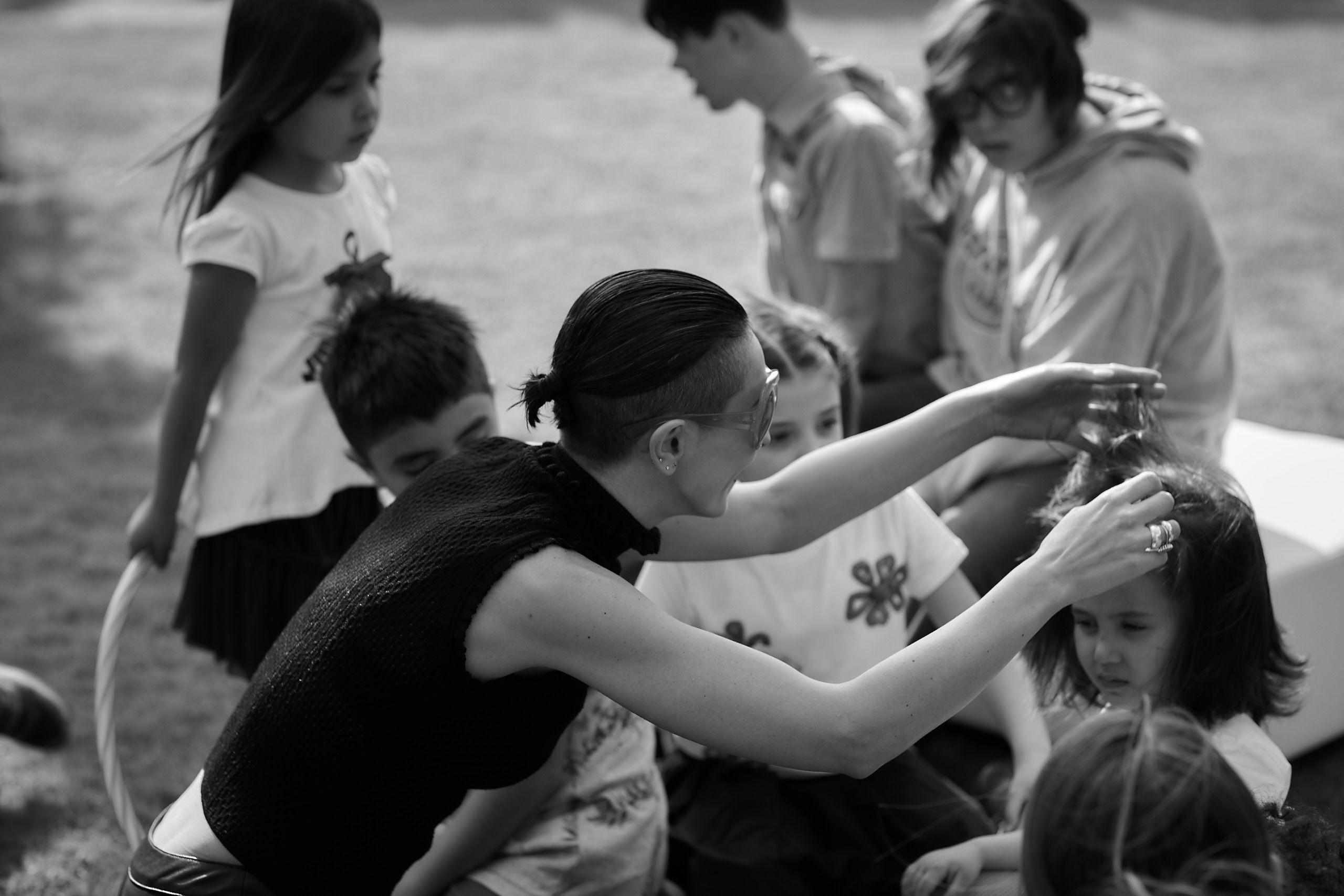 Pettinature bambini ~ Shooting kultokids parrucchieri accademia bambini