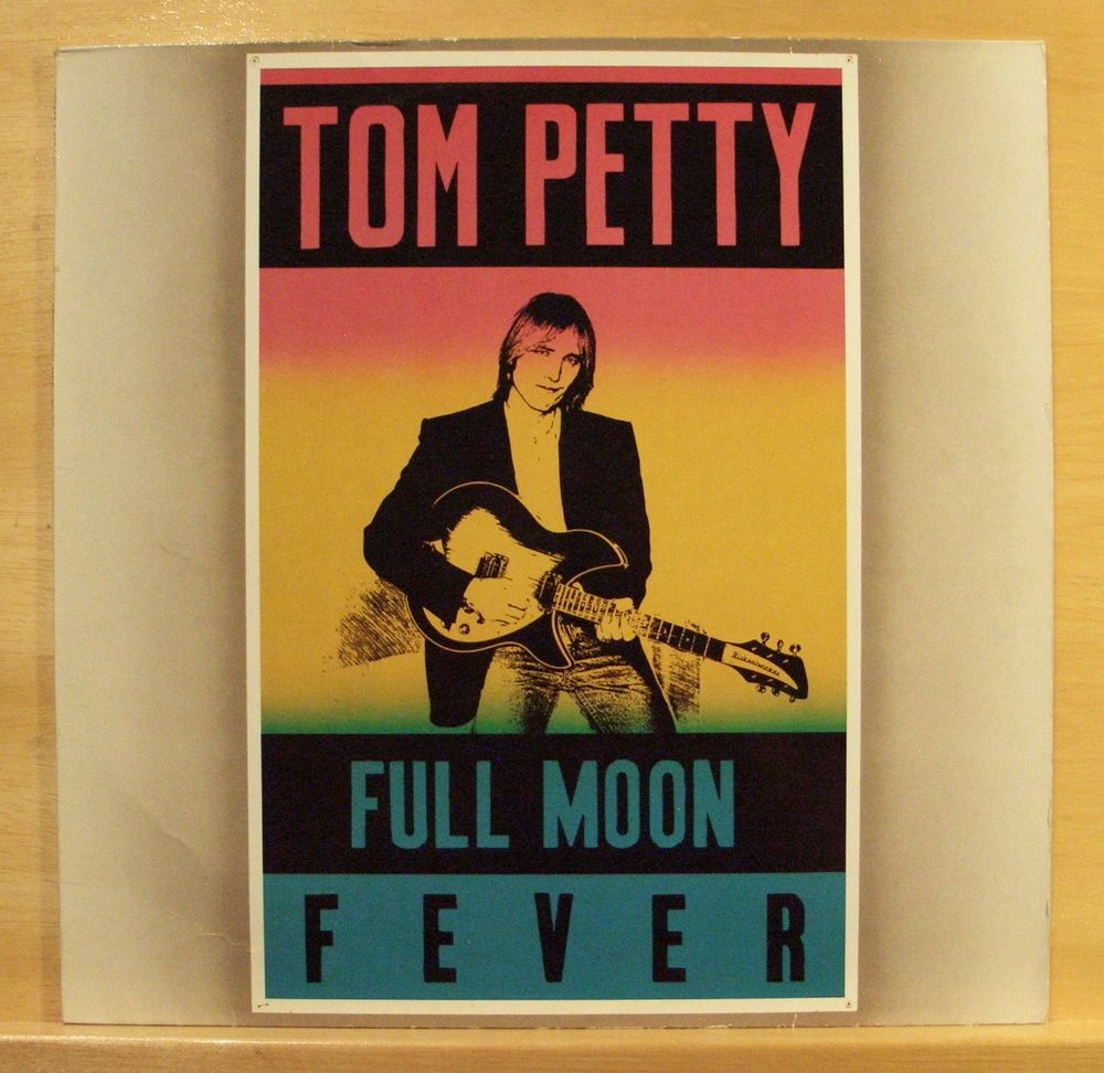 Tom petty full moon fever m vinyl lp free fallin i free fallin uke tab by tom petty song arranged with 4 chords cgcbd for the ukulele soprano from the album full moon fever hexwebz Image collections