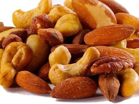 Brazil Nuts Perfectly Roasted With Himalayan Salt Resealable Bag Fresh Delicious Crunchy Naturally Healthy And Nutritio California Walnuts Food Walnuts