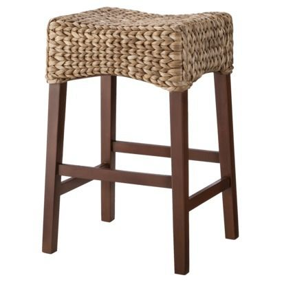 Andres Saddle Barstool 24 Or 29in Target Wicker Bar Stools Counter Stools Bar Stools
