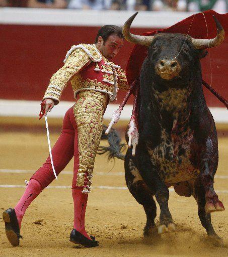 Resultado de imagen de torero Enrique Ponce