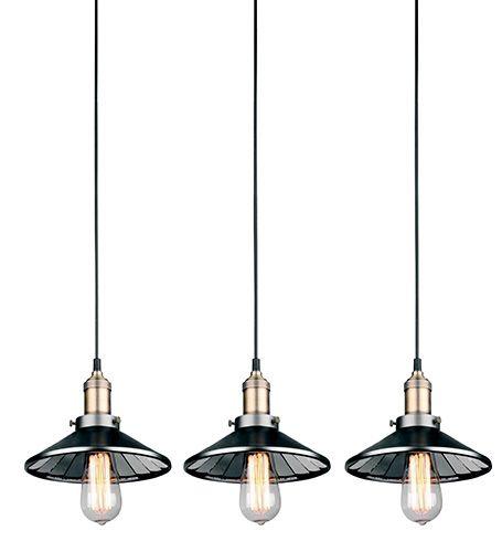 Lampe suspendue 3lumiere alost code bmr 049 4209