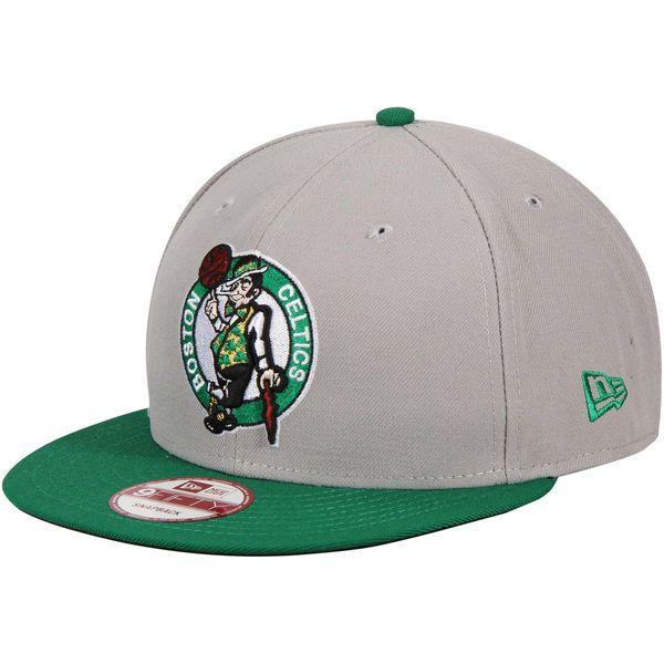 reputable site 8561f d0b9c ... buy mens boston celtics new era gray team 9fifty snapback adjustable hat  price 29.99 78408 b212f