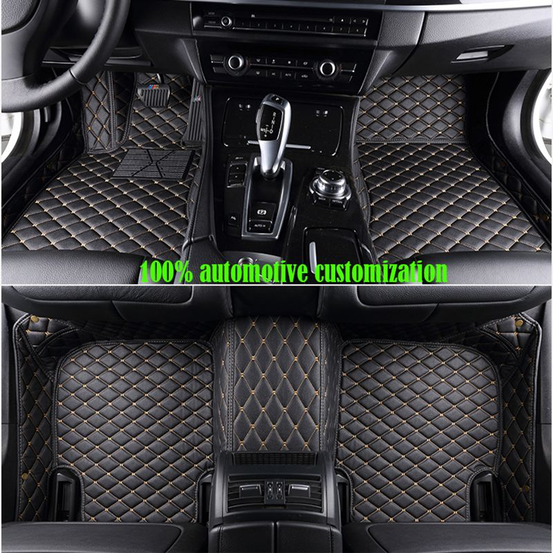 Cheap Floor Mats, floor mats Artificial Leather Rubber