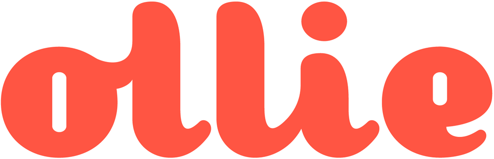 New Logo and Identity for Ollie by Communal Creative | Identity logo, Lettering, ? logo