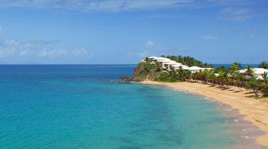 Curtain Bluff Resort Antigua Luxury 5 Star Resort Located On A