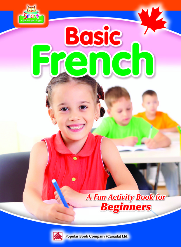 Getting Started in French for Kids  A Childrens Learn French Books