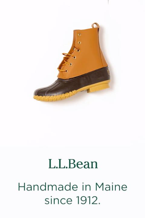 86fe2fa01fa The iconic Bean Boot  often imitated