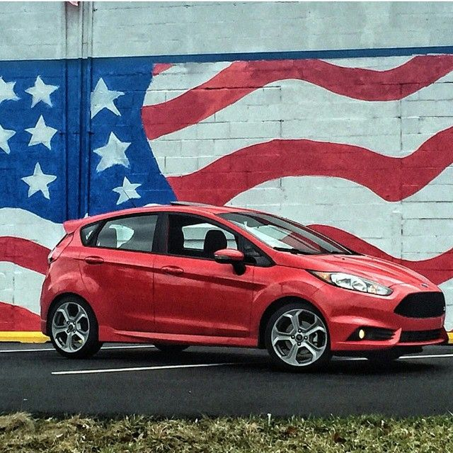 Fiesta Mk7 From Usa Ford Fiesta St Ford Focus St Ford Fiesta St Ford News