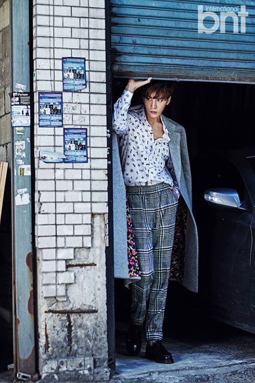 No Min Woo | 노민우 | Noh Min Woo | D.O.B 29/5/1986 (Gemini)