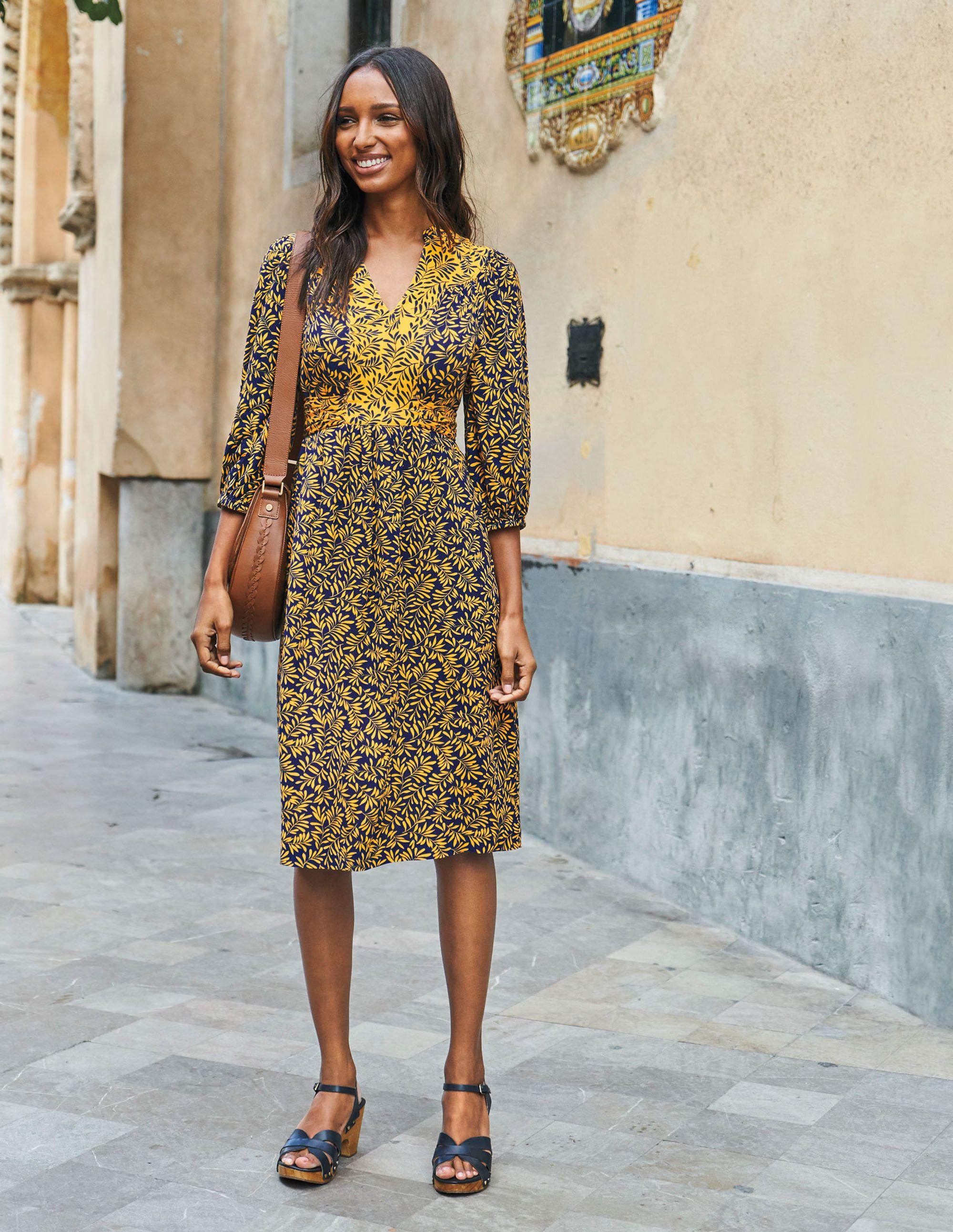 Ariadne Kleid W14 Strickkleider bei Boden  Kleider damen