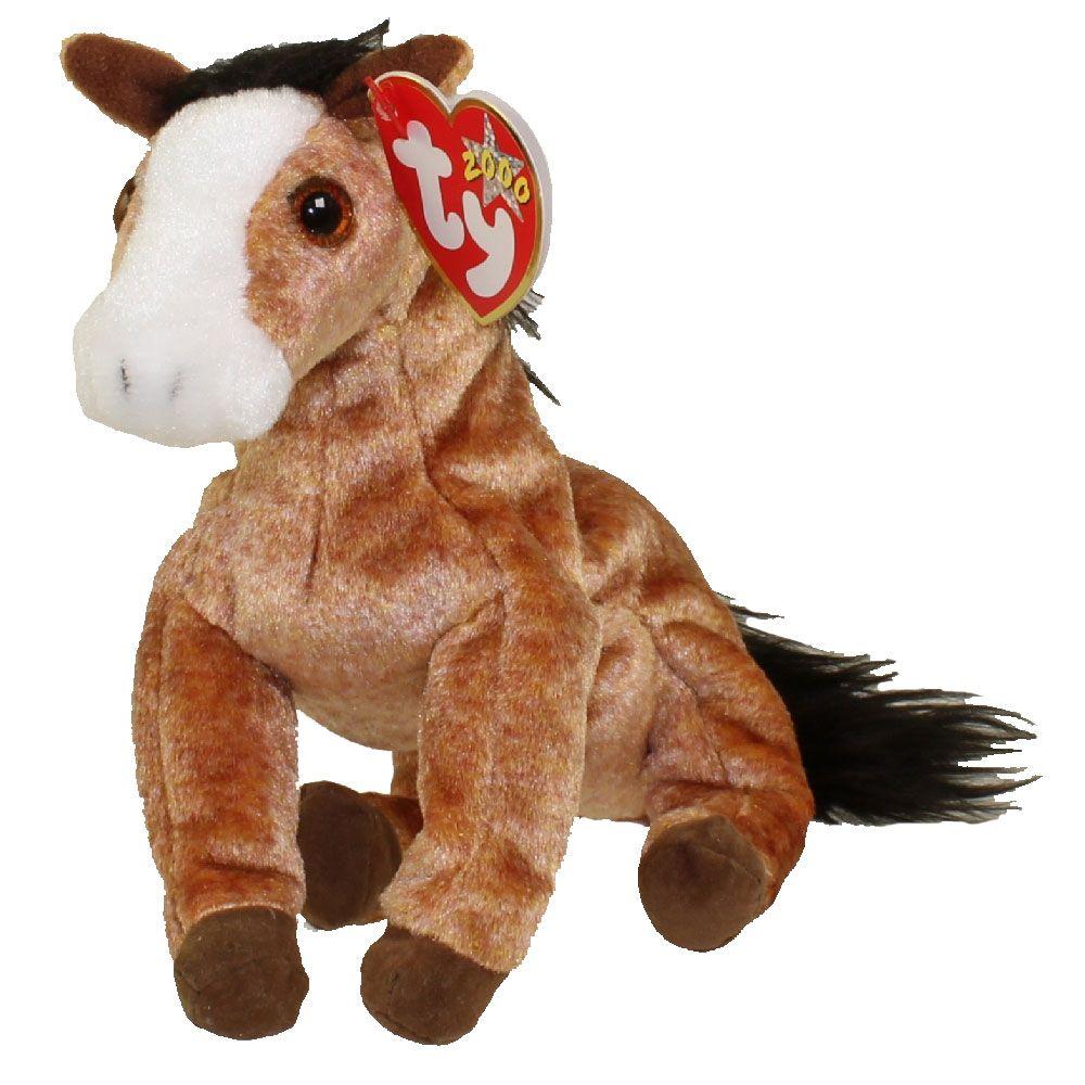 TY Beanie Baby - OATS the Horse (7 inch)  a7695e2cea4
