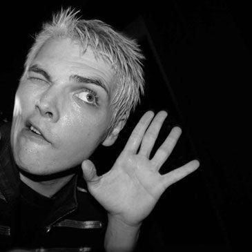 My Chemical Romance, music, gerard way, black parade era