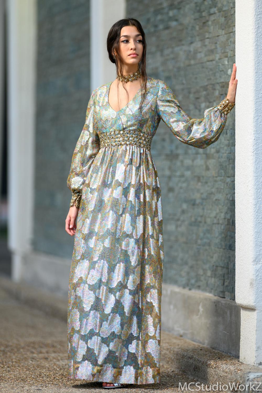 60s Maxi Dress 60s Maxi Dress Maxi Dress Vintage Outfits [ 1500 x 1000 Pixel ]
