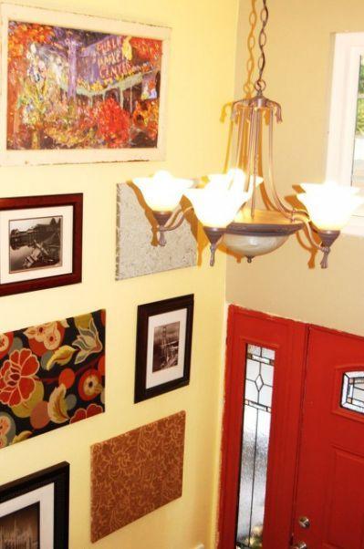 split level entryway   Home -   entry/flooring   Pinterest   Split ...