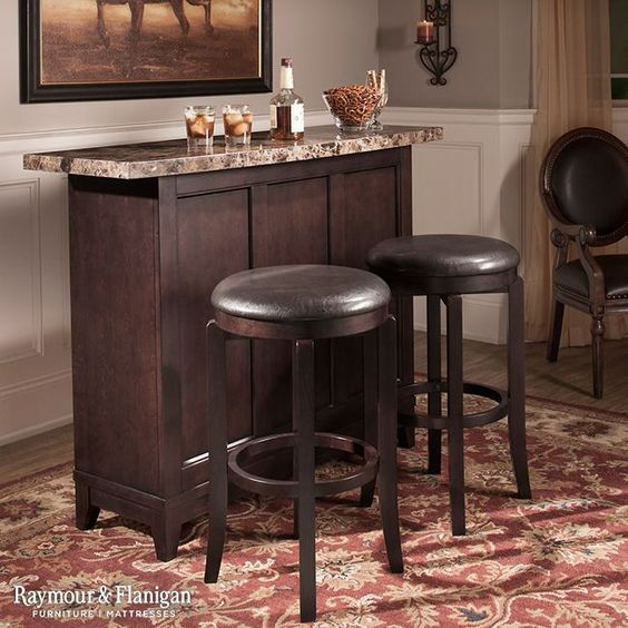 Home Bar Sets And Bar Tables Raymour And Flanigan Furniture Mattresses Home Bar Sets Home Home N Decor