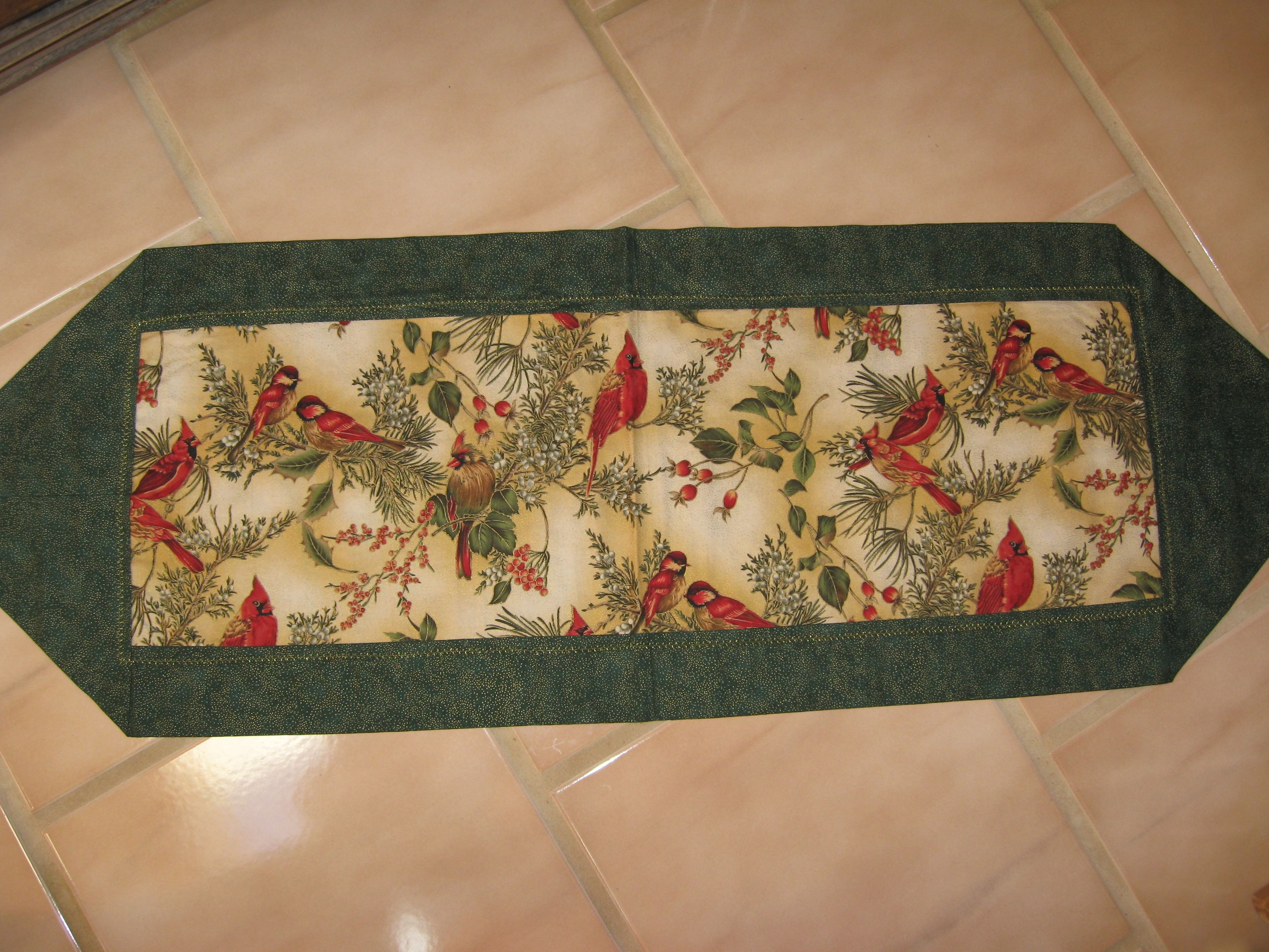 10 Minute Table Runner 10 Minute Table Runner Table Runners Table Runner Pattern