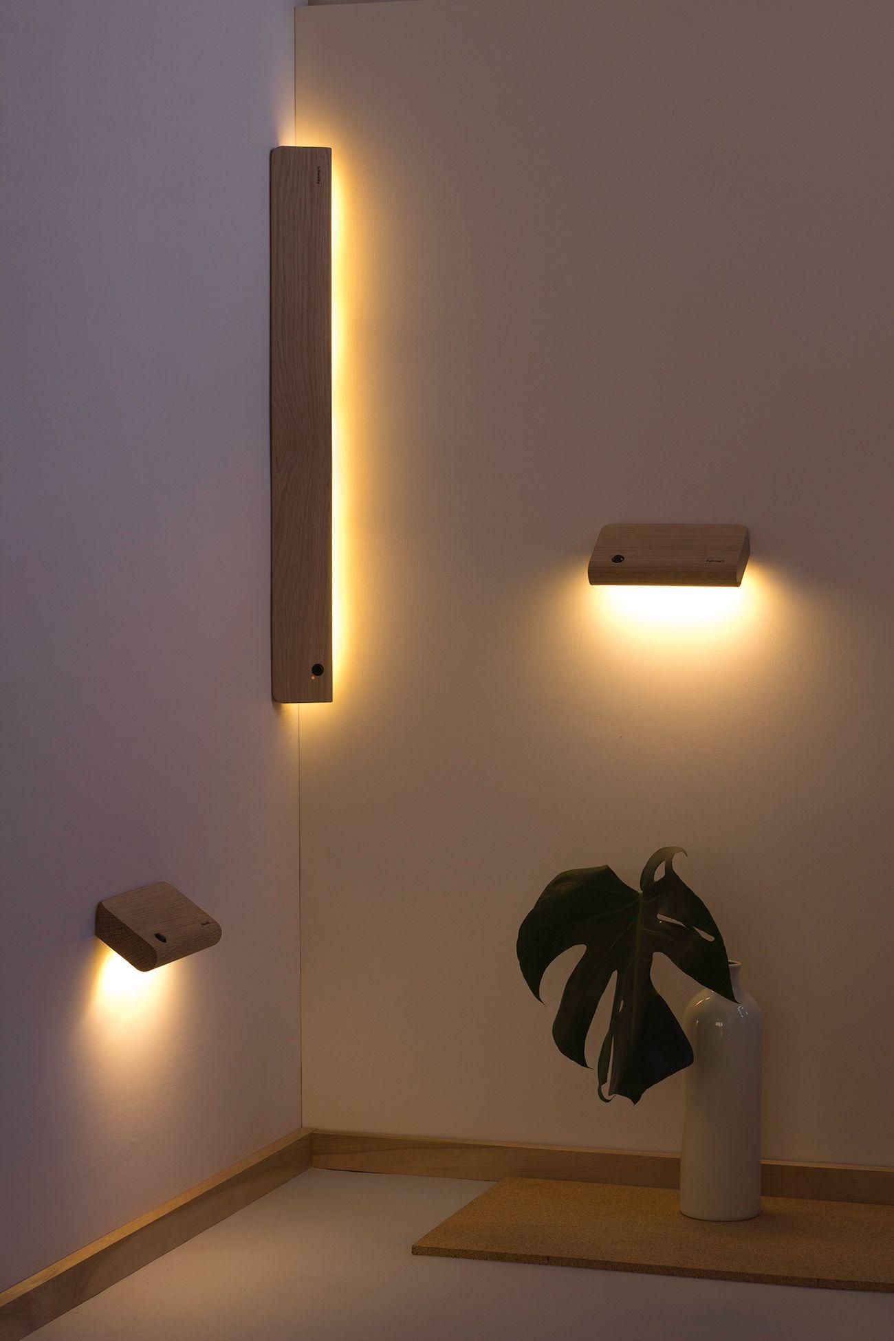Light when you need automatically wireless motion sensing light