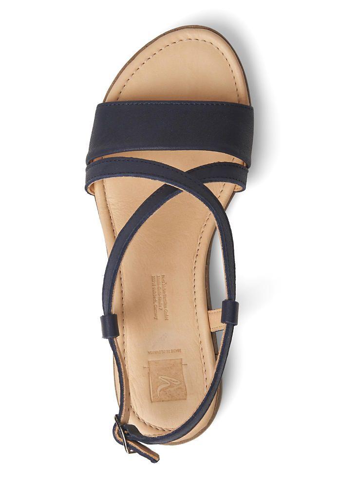 Sandalette Hess natur | Sandaletten, Mode, Schuhe