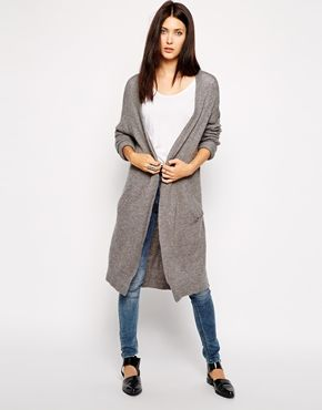 Just Female Maxi Cardigan | looks | Pinterest | Maxi cardigan