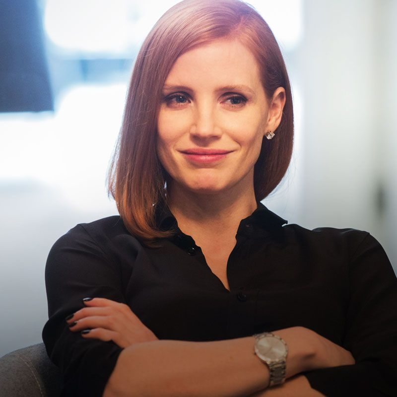 Jessica Chastain Jessica Chastain Red Hair Inspiration Cool Hairstyles