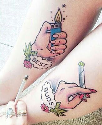 Tatuajes Para Amigos Tattoo Friend Tattoos Tattoos Y Matching