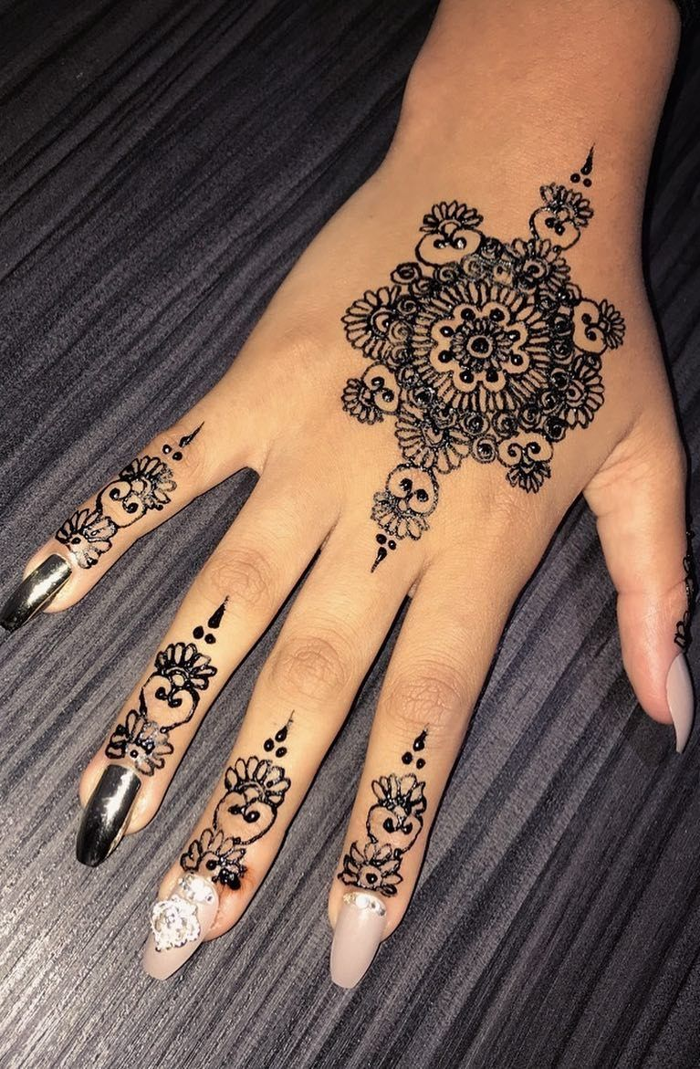36 Latest Henna Tattoo Designs Ideas For This Year Page 19 Of 36 Womensays Com Women Blog Henna Tattoo Designs Tattoos Tattoo Designs