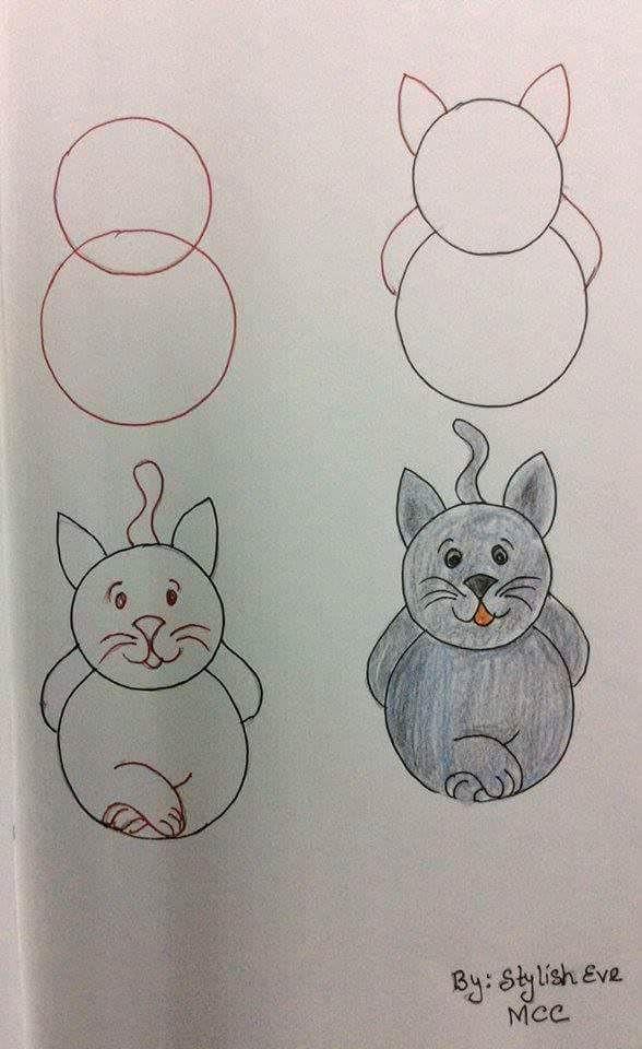 Dessins simples pour les enfantsDessins simples pour les enfants  Il existe plus de 500 tho Dessins simples pour les enfants