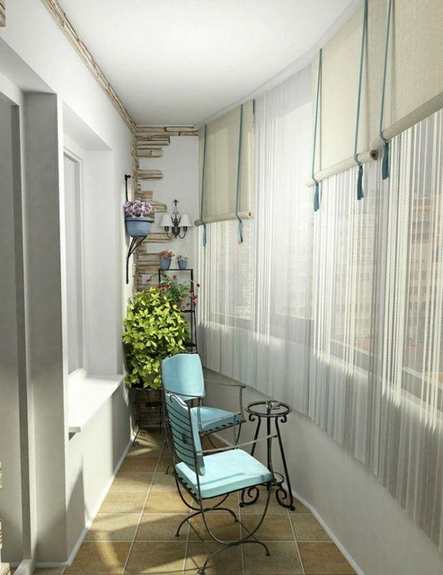 15 Projets Intéressants Afin De Mieux Aménager Son Balcon