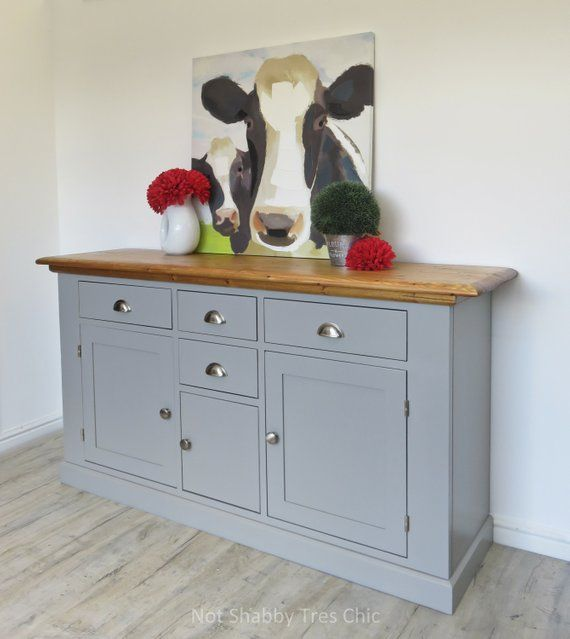 Best Now Sold Stunning Pine Sideboard Professionally 400 x 300
