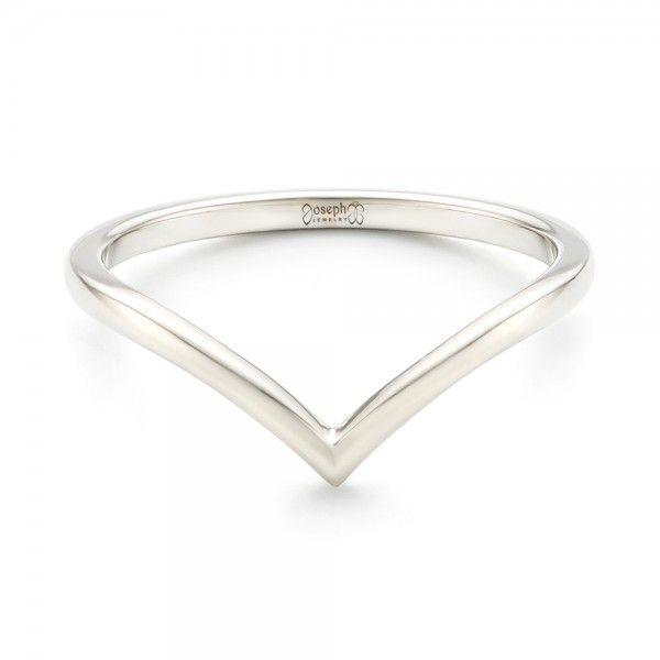 custom unplated wedding band joseph jewelry bellevue seattle online design your