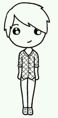 Cute Boy Drawing Easy | Max Installer