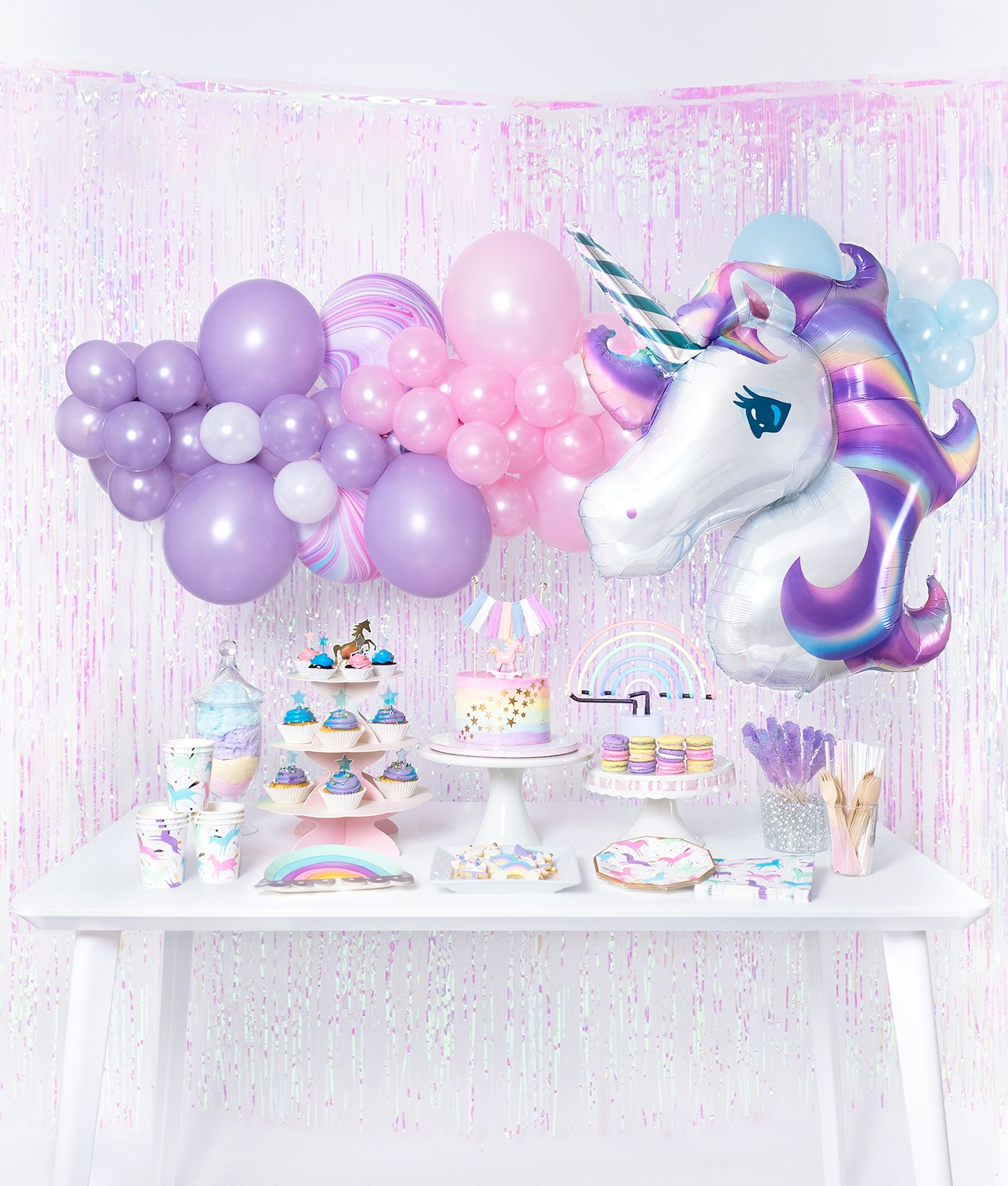Magical Unicorn Boxes Unicorn Themed Birthday Party Unicorn Birthday Party Decorations Unicorn Themed Birthday