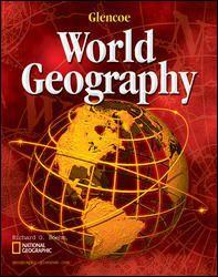 Glencoe World Geography Online   9th Grade Homeschool   World