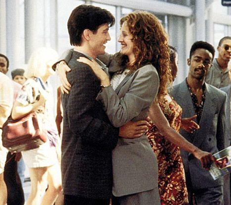 "my best friend's wedding cast | ... Mulroney and Julia Roberts in ""My Best Friend's Wedding"" in 1997"