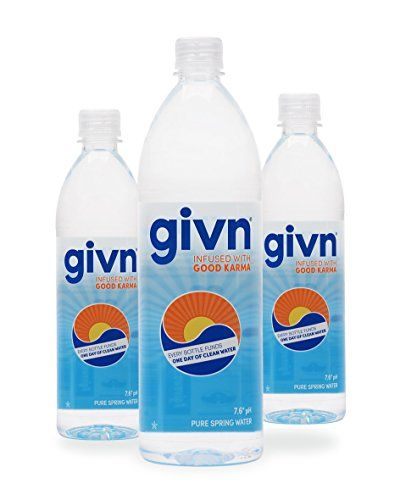 f74b60ccf5 GIVN - Water Infused with Good Karma (23.7oz) *** Read more reviews of the  product by visiting the link on the image.