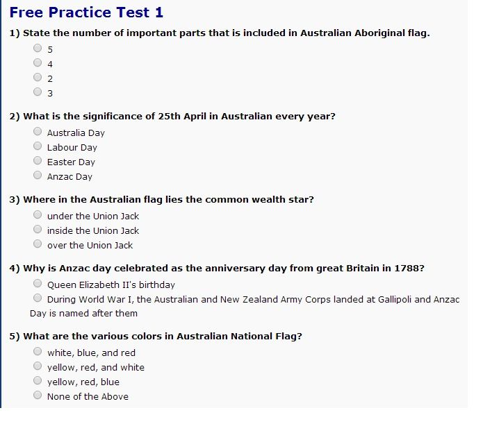 Pin By Aussie Citizenship Test On Practice Questions And