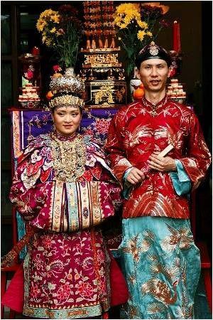 Asal Usul Baba Dan Nyonya Segolongan Keturunan Kaum Cina Yang Unik Kedudukannya Di Kalangan Kaum Cina Yang Terdapat Di Culture Malacca Chinese Folk Art