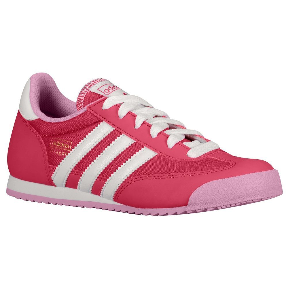 n2sneakers - adidas Originals Dragon Girls' Grade School Hot Pink/Running  White/Bliss