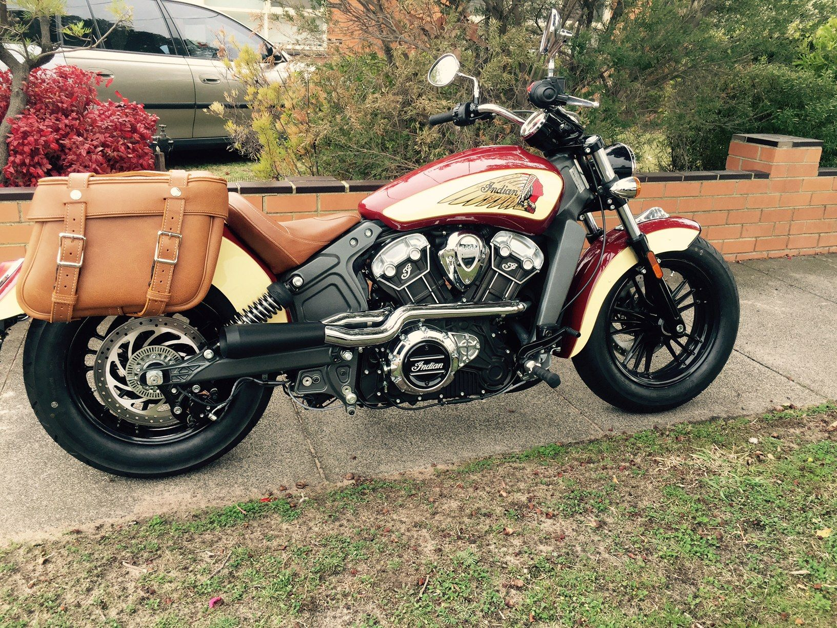 indian motorcycle indian scout