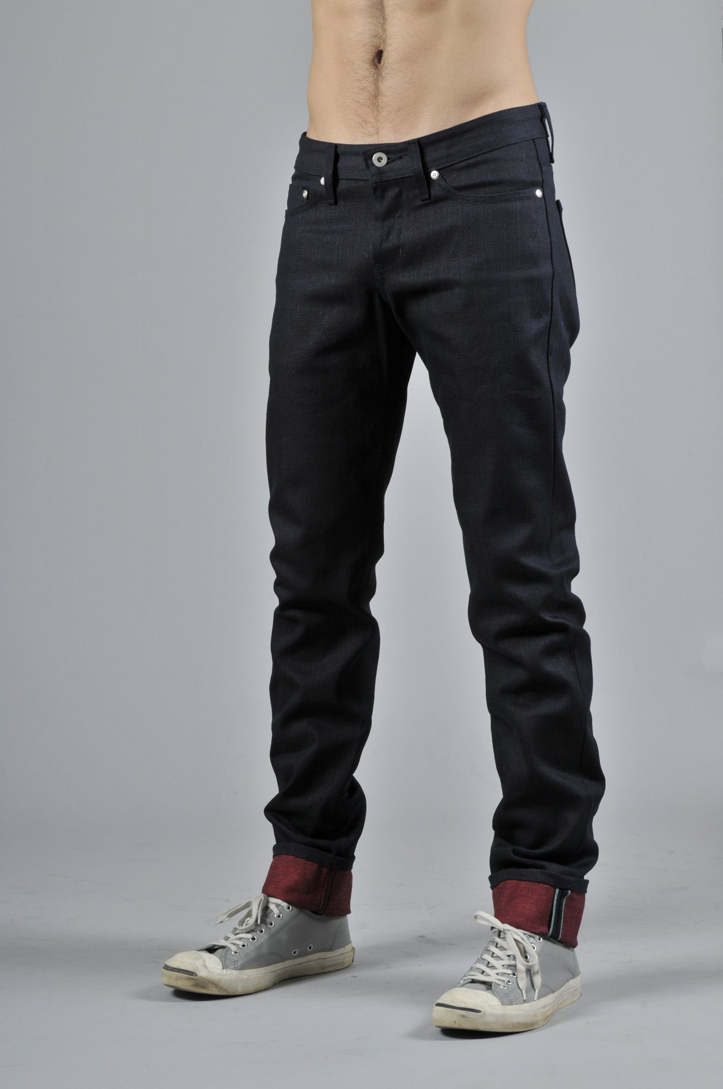 21d0efbcf2 Naked & Famous - Red Weft Weird Guy | Natty Guy™ | Mens clothing ...