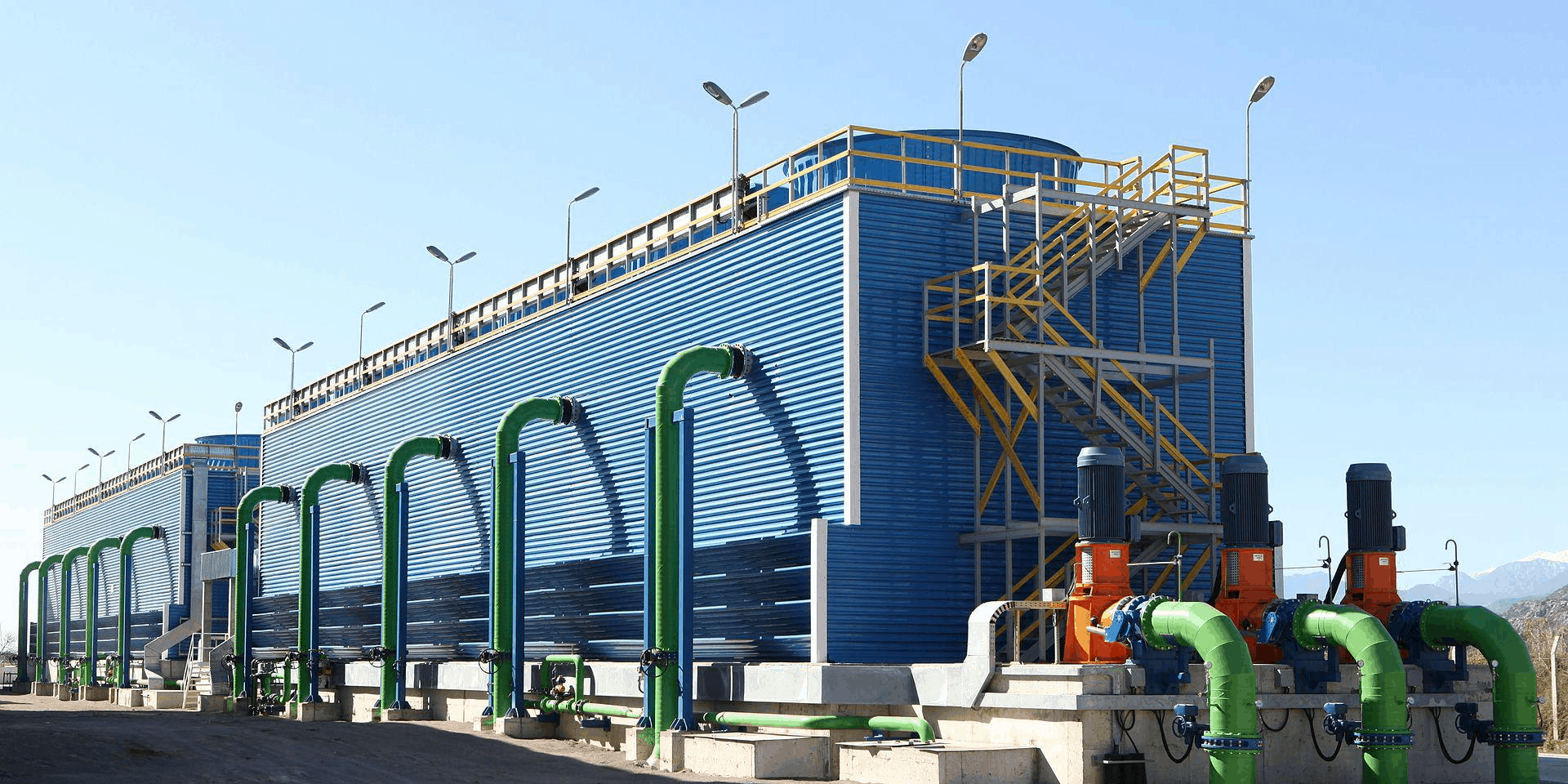 Pin On Cooling Tower Manufacturer