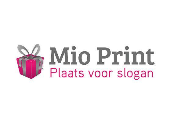 Premade Logo Design van MioPrint op Etsy, €27.30 https://www.etsy.com/nl/listing/195342222/pre-made-logo-design?ref=listing-10