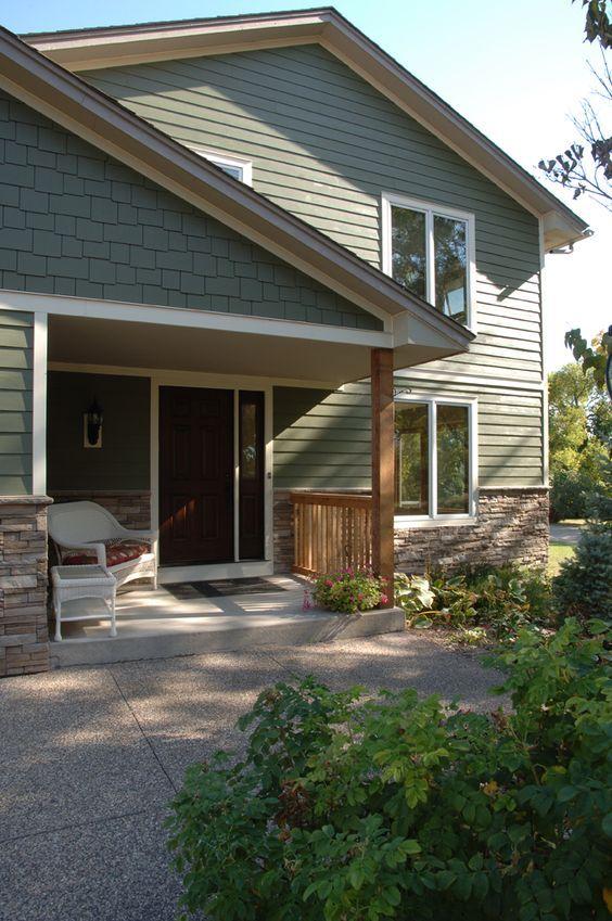 Versetta Stone Plum Creek Outside House Foundation