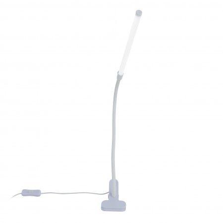 Laurie Lumiere Luminaire Lampe De Bureau Led Flexible Pied Pince